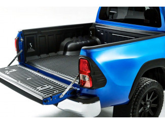 Toyota Hilux 2016 On Double Cab bed tray liner over rail