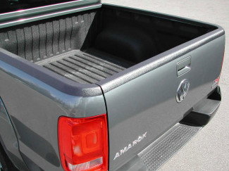 Vw Amarok Double Cab Truck Bed Rail Caps