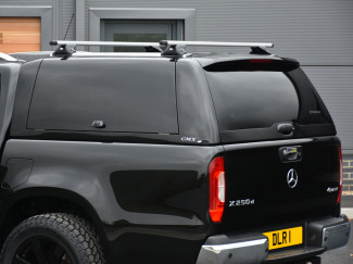 Mercedes-Benz X-Class 2017 on Alpha CMX Hard Top Canopy
