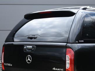 Mercedes-Benz X-Class Alpha GSR Replacement Tailgate - Complete