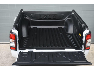 Mitsubishi L200 Series 6 2019 On Aero Load Bed Liner - Over Rail