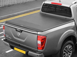 Nissan Navara NP300 2016 Onwards Extra Cab Ultra-Taught Soft Tonneau