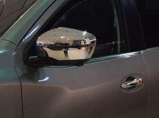 Nissan Navara 2015 On Folding Mirror Kit