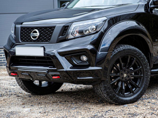 Ford Ranger double cab with X-treme wheel arch kit
