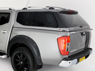 Alpha Type-E truck top for Nissan Navara NP300 Double Cab