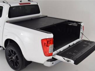 Nissan Navara NP300  Roll N Lock Retractable Tonneau Cover LG830M