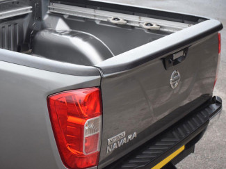 Nissan Navara 2015 on accessories - Bed Cap Load Protection kit