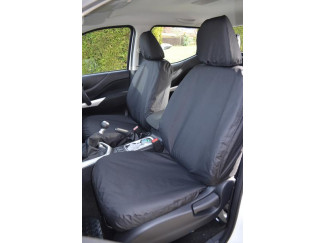 Nissan Navara NP300 2016 Onwards Front Seat Cover Set