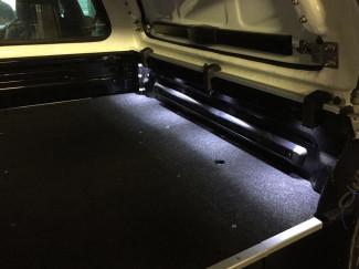 New Ford Ranger Raptor 2019 On LED Load Bed Lighting Kit - Hard Wired