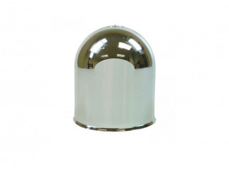 PVC Chrome Tow Ball Cover