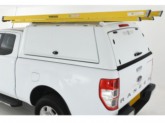 Ford Ranger Super Cab Aeroklas Truck Top Canopy