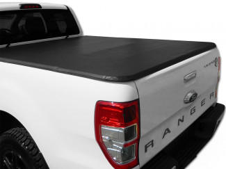 New Ford Ranger 2019 On Super Cab Soft Tri-Folding Load Bed Cover