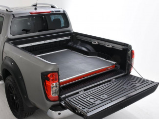 Mercedes X-Class Chequer sliding bed tray