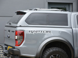New Ford Ranger Raptor 2019 On Alpha GSE Hard Top Canopy (Primer)
