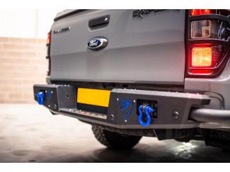 Ford Ranger Raptor Rear Step Bar – Rear Protection Bar