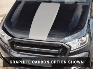 2016 on Ford Ranger Raptor Style Stripe