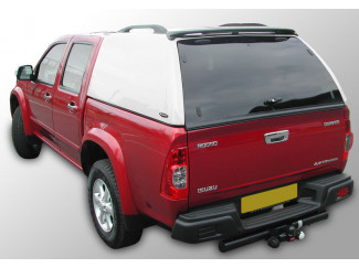 Isuzu Rodeo Double Cab Carryboy 560 Commercial In Paintable Primer Finish
