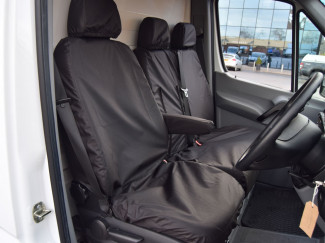 Tailored Waterpoof Seat Covers Crafter/Sprinter 2010 Onwards