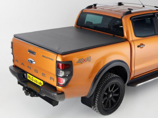 2012 On New Ford Ranger Double Cab Tonneau Hidden Snap