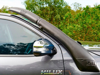 Toyota Hilux 2016 On TJM Airtec Wedgetail Snorkel
