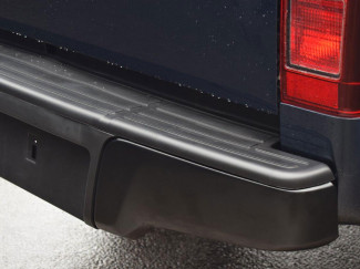 Toyota Hilux Black Rear Bumper