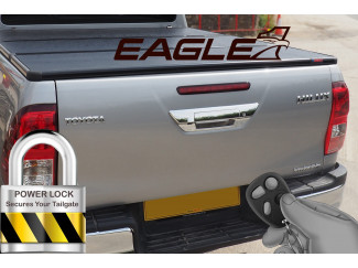 Toyota Hilux 2016 on Tailgate Power Lock – Central Locking kit for your tailgate