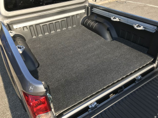Toyota Hilux Double Cab 2016 On Semi-Universal Pickup Bed Mat