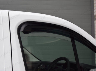 Renault Trafic 2014 On Wind Deflectors 2pc Adhesive Fit