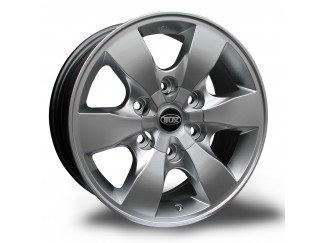 16X7 6-139 Mazda Bt50 And B2500 Vigo  Alloy Wheel Wheel