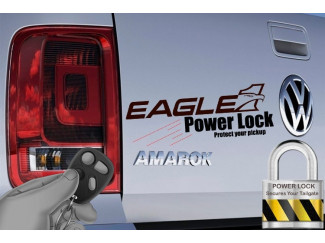 VW Amarok 2011 on Tailgate Power Lock – Central Locking kit for your tailgate