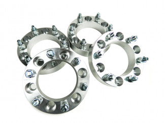 6-139 38mm Wide 93.1mm Centre Bore Wheel Spacers Set of 4
