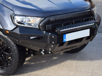 Ford Ranger 2016 Onwards Front Winch Recovery Bumper