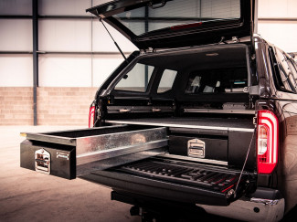 X-Class Bespoke Load Bed Drawer System
