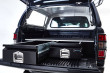 Ford Ranger Double cab with Pro//Top hard top