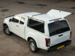Isuzu D-Max Extended Cab open side access door
