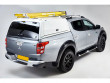 Gullwing Pro//Top truck top fitted to Mitsubishi L200