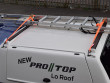 Protop truck top with roof carry support