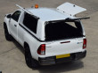 Toyota Hilux Single Cab 2016 Onwards ProTop gullwing canopy