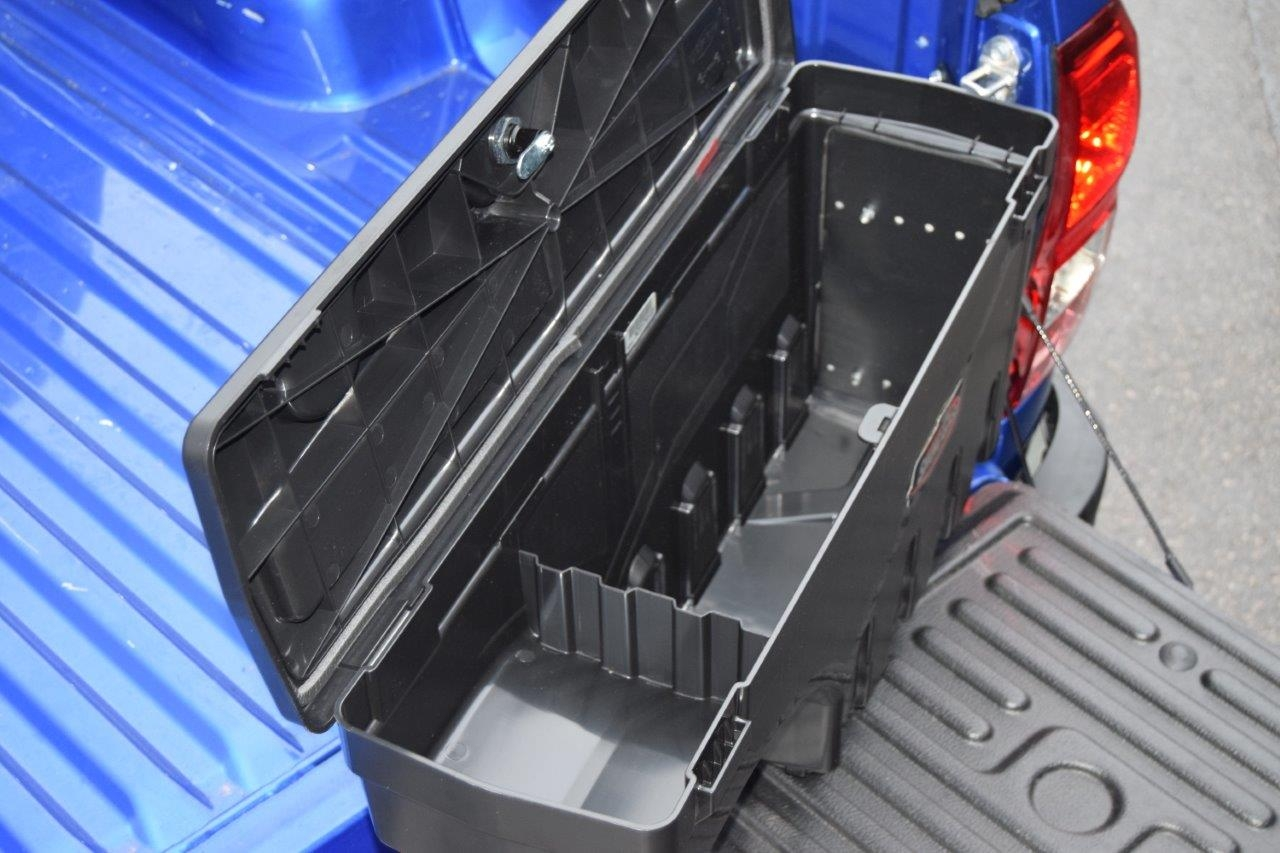 Isuzu D Max 2012 On Swing Case Tool Storage Box Right Side Ebay Dmax Fuse