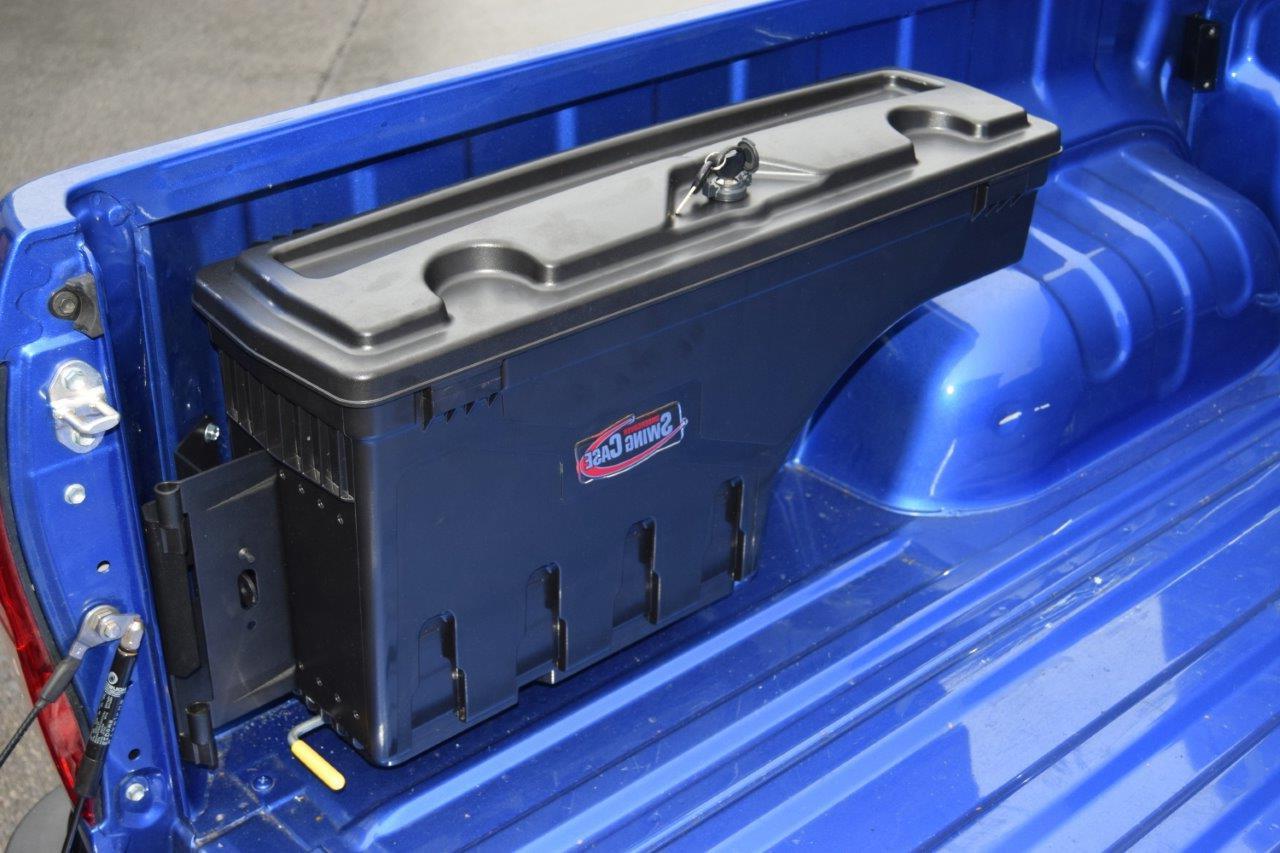 Nissan Navara NP300 2016 On Swing Case Tool Storage Box (Left Side)
