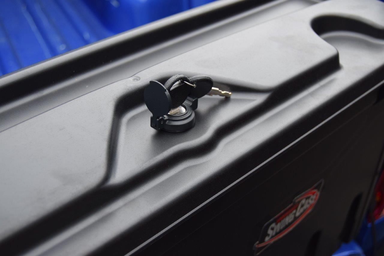 Isuzu D Max 2012 On Swing Case Tool Storage Box Left Side Ebay Dmax Fuse Product Information 18210