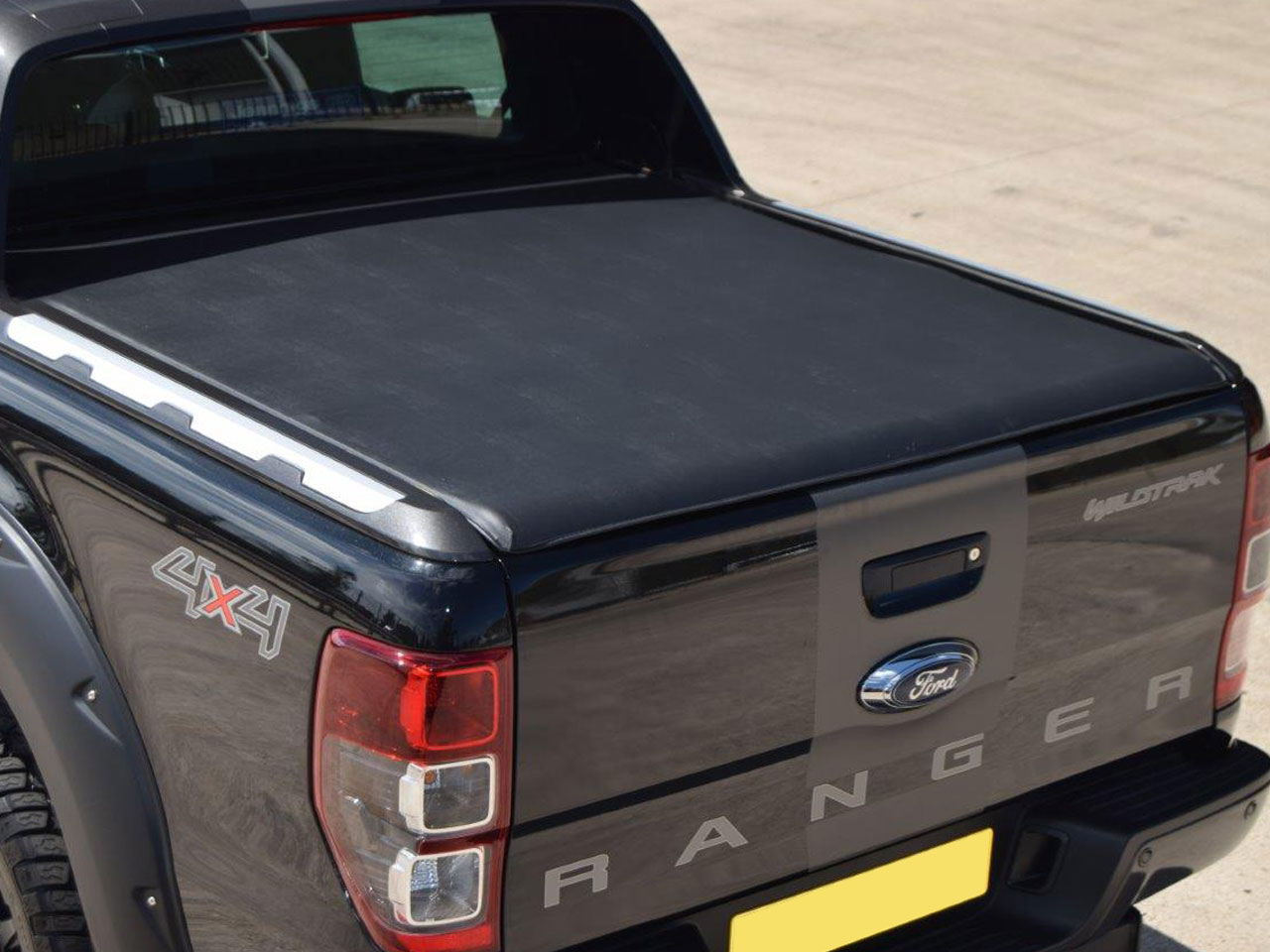 Are Bed Cover  Ford Ranger