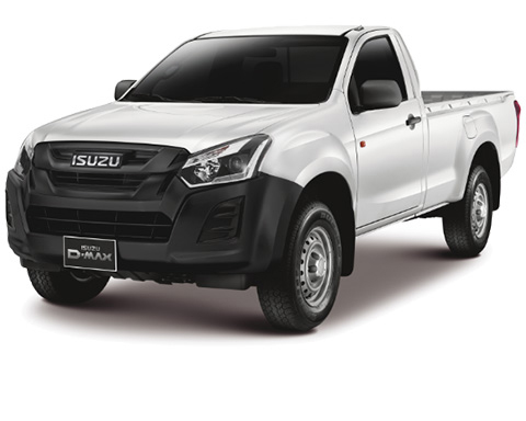 Isuzu D-Max 2017 Single Cab