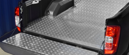 Chequer Plate Liner