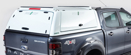 Shop for a Pro//Top hardtop, these canopies are for tradespeople