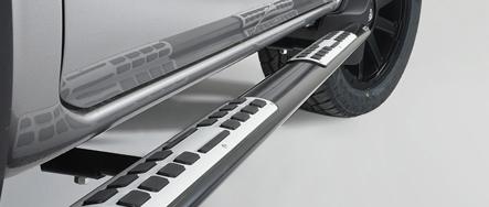 4x4 Side Bars
