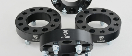 Wheel Hub Spacers