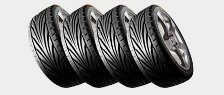 Wheel & Tyre packages