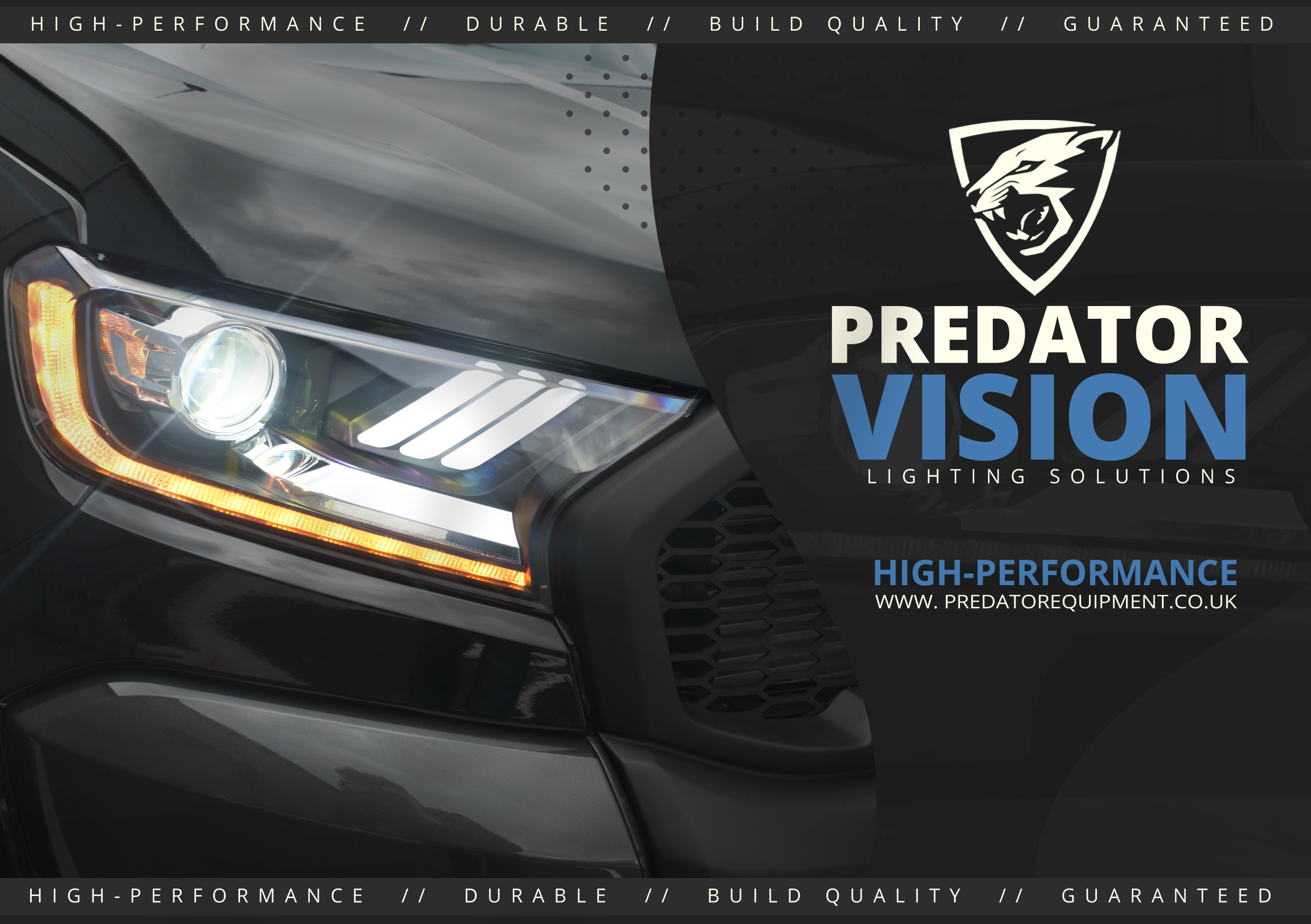 Predator Vision - Brochure Download