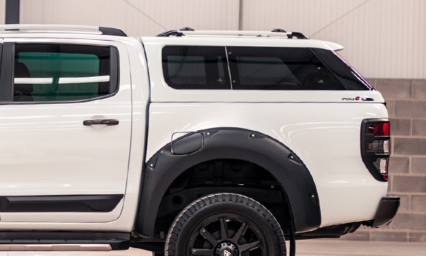 Ford Ranger Accessorised With Type-E Canopy